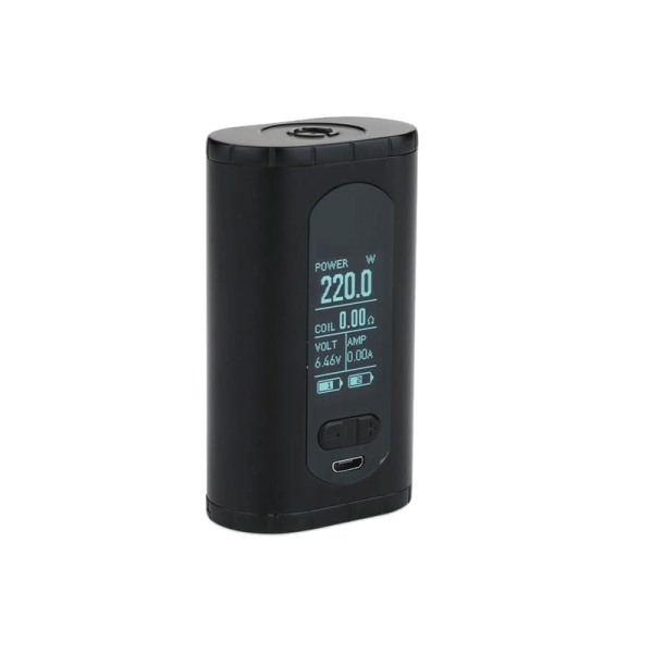 Eleaf-Invoke-Black-Mod