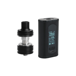 Eleaf-Invoke-_-Melo-4-Black-Kit