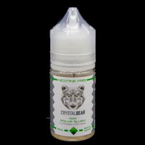 Crystal Bear Kiwi E-liquid
