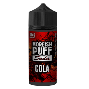 Moreish Puff Original Cola Vape Juice