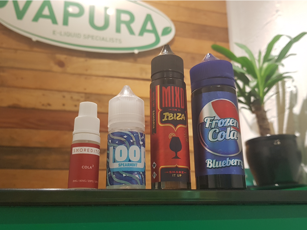 Short Fill E-Liquids and why I need them